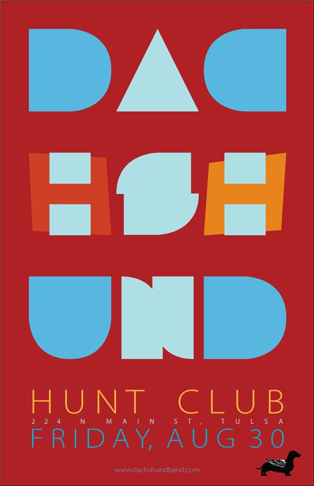 2013-08-30_HuntClub_Poster