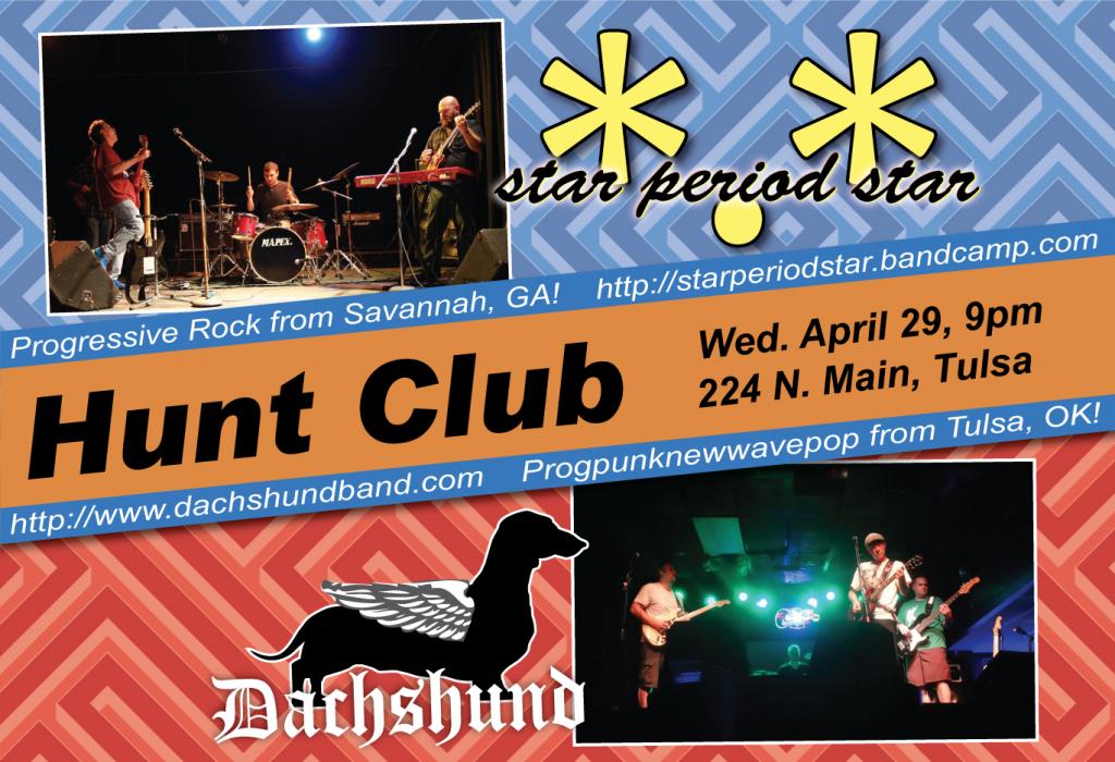 4/29/2015 - Hunt Club
