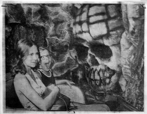 Phantasmagoria, Bell's Amusement Park. Photo Credit: Tulsa Tribune, August 1, 1973